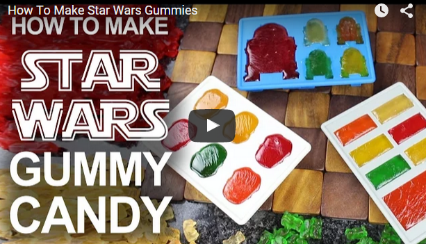 Star Wars Gummies Gummy Bears Gummibar The Gummy Bear Song