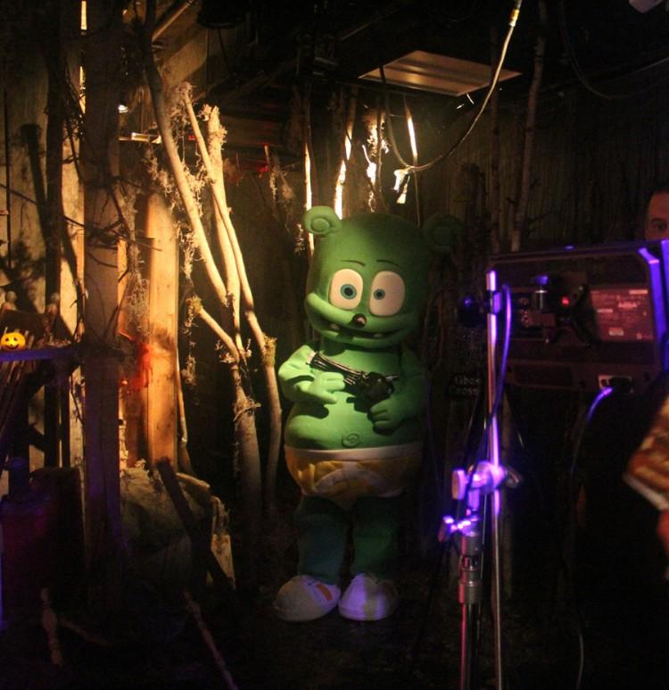 Gummibar The Gummy Bear Song Halloween Ghostbusters YouTube