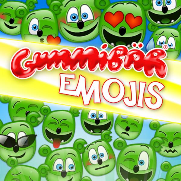 Gummibar The Gummy Bear Emoji App Android Google Play