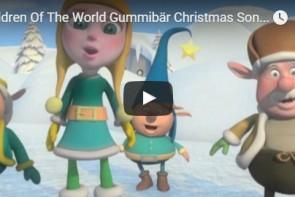 Gummibar Children of the World The Gummy Bear Song