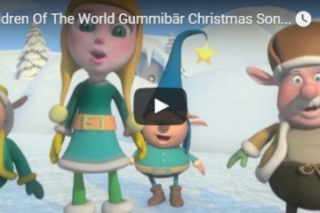 Gummibar Children of the World The Gummy Bear Song