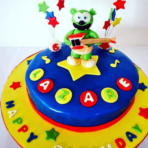 Kids Birthday Cakes Archives Gummibr