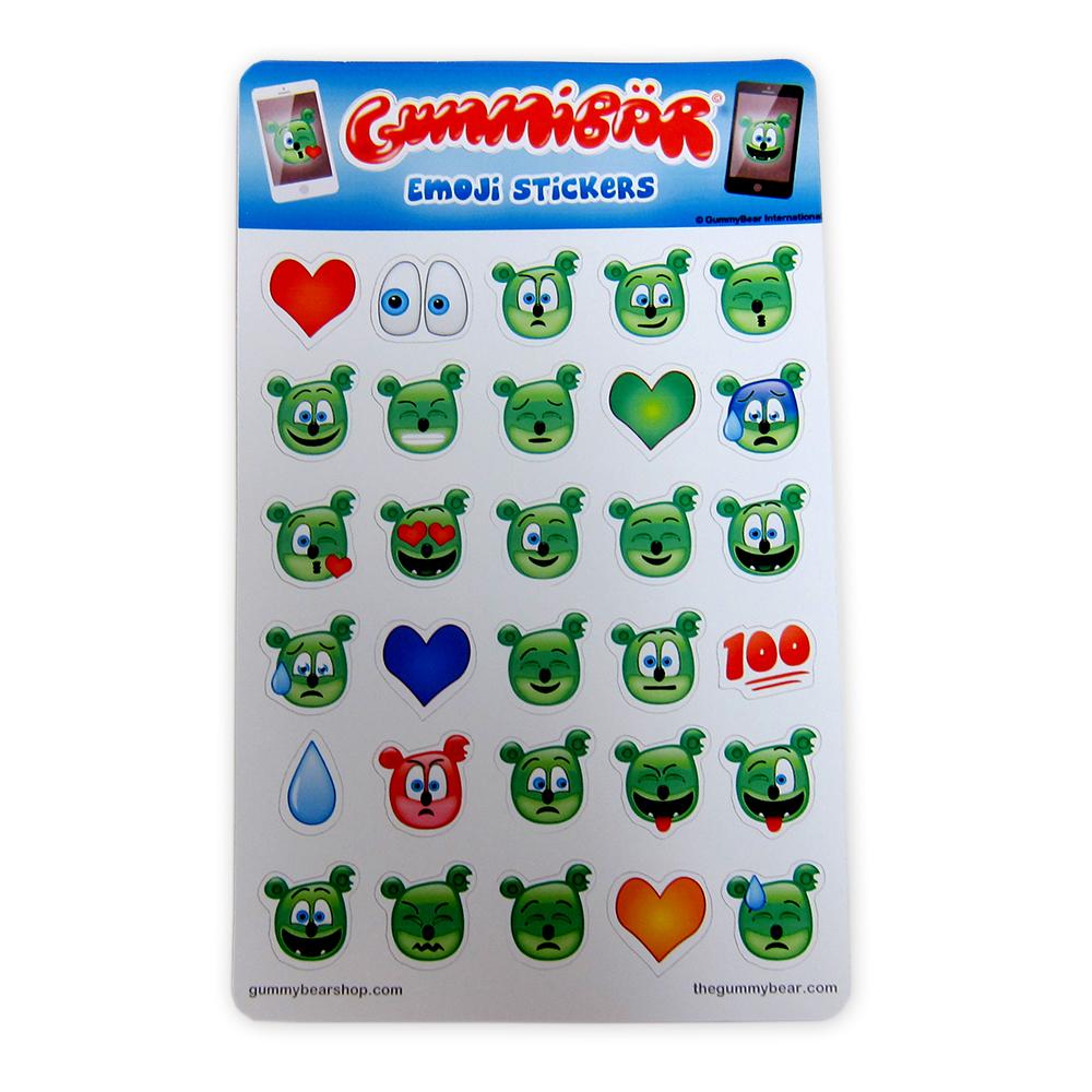 New Gummib 228 R Emoji Stickers Available Now Gummib 228 R