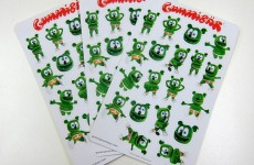 Gummibar Gummybear The Gummy Bear Song Stickers