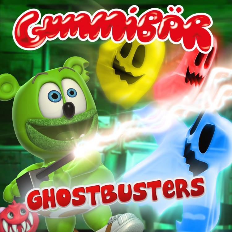 Gummibar Gummybear Gummy Bear Song Ghostbusters