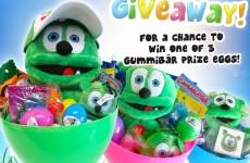 Gummibar Gummybear Easter Egg Giveaway Kids Toys Free Stuff