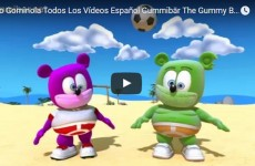 Yo Soy Tu Gominola Gummybear Gummibar Gummy Bear song YouTube Gummybearintl