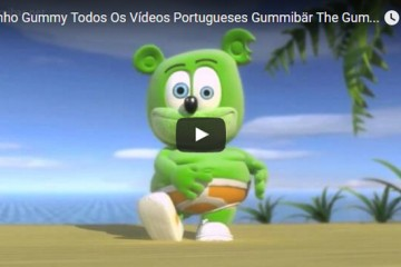 Ursinho Gummy Gummibar Gummybear Gummy Bear Song YouTube Video