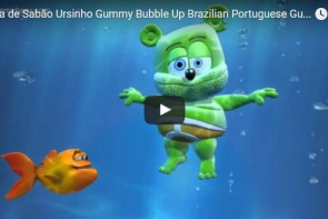 Gummibar gummybear gummy bear song bubble up portuguese youtube gummybearintl