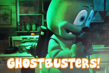 ghostbusters gummybear gummy bear gummibar gummy bear song lyric music video youtube