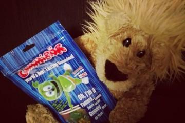 youtuber gummy bear gummybear gummibar gummy bear song lucky lion bear candy review