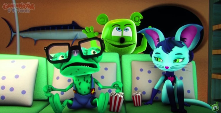 gummibar friends gummy bear show gummybearintl youtube kids childrens cartoon animated web series