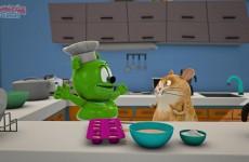 gummy bear show gummy bear song gummibar gummybearintl gummybear youtube youtuber animated cartoon original web series