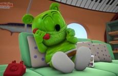 youtube youtuber gummy bear show gummibar and friends animated original web series cartoon kids children show ima gummy bear