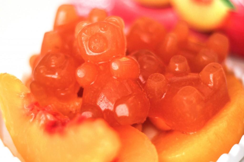 gummy bears homemade recipe peach mango fruit snacks sugar free non gmo farm raised grass fed