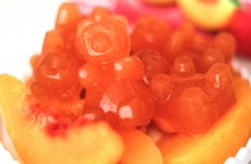 gummy bears homemade recipe peach mango fruit snacks sugar free non gmo farm raised grass fed