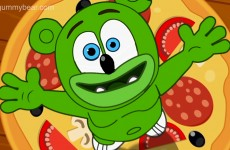 gummy ninja gummibar gummy bear song im a gummy bear youtube youtuber animated cartoon cute funny