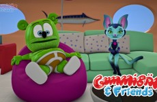 """The Contest"" Gummibär And Friends: The Gummy Bear Show Episode 7"