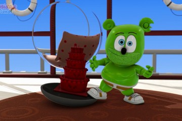 gummy bear show song gummibar gummybear