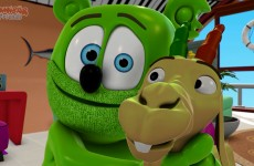 gummy bear show, gummybear, goat, cute, adorable, happy puppy, cartoon, show, youtube, youtuber, animated, web series,