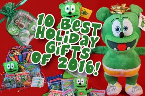 10 best holiday gifts christmas 2016 kids childrens cartoon character gummy bear gummybear gummibar gummy bear song im a gummy bear gummybearintl