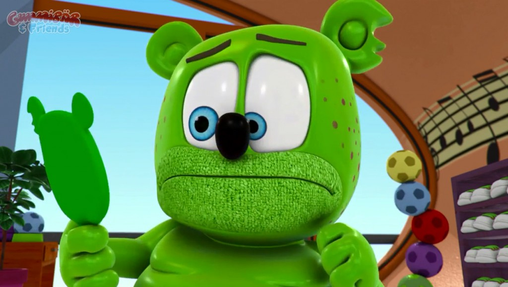 gummy bear song english version full 2015 movies
