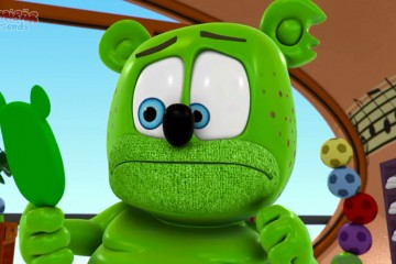sick day gummy bear show song im a gummy bear gummibar animated cartoon web series original youtube youtuber