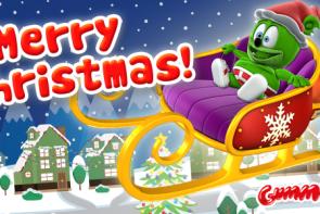 merry christmas happy holidays 2016 gummibar the im a gummy bear song