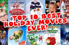 top 10 best holiday christmas movies ever all time cartoon animated live action films gummibar gummy bear yummy gummy search for santa osito gominola