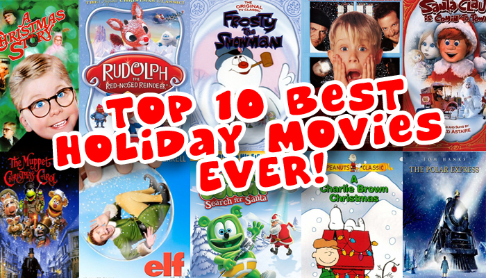 the top 10 best holiday movies ever gummibr - Top 10 Best Christmas Movies