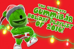 ultimate gummibar gummy bear holiday playlist 2016 happy holidays merry christmas happy hanukkah