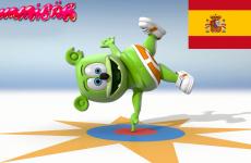 osito gominola yo soy tu gominola im a gummy bear song gummibar youtube youtuber long spanish version HD