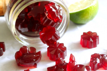 gummy bears recipe gummy bear candy healthy anti-inflammatory paleo delicious recipe parents sweet tart cherry lime gummy bears gummibar the gummy bear song show youtube youtuber