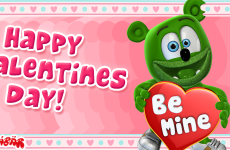 happy valentines day 2017 gummybear i am a gummy bear song gummibar animated cartoon web series youtube