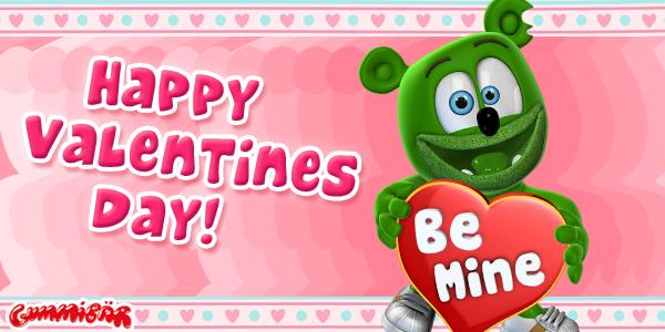 happy valentines day 2017 gummybear i am a gummy bear song gummibar animated cartoon web series youtube