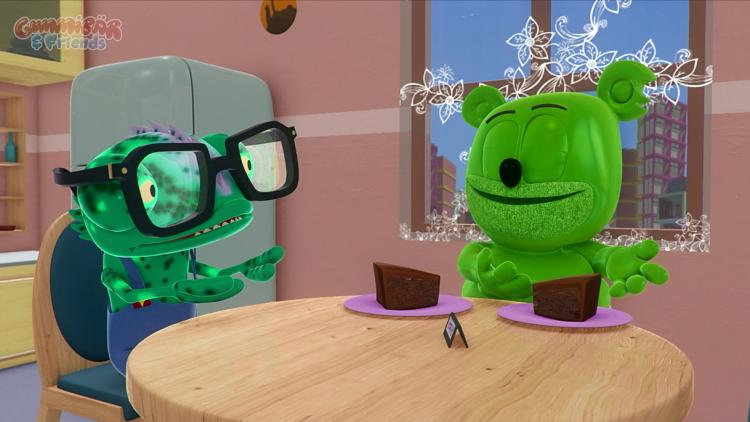 gummy bear show gummybear song gummibar imaginary friend animated kids cartoon show original series