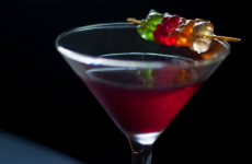 gummy bear martini