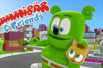 "Gummy Bear Show ""Lucky Charm"" Episode 36 Gummibär and Friends"