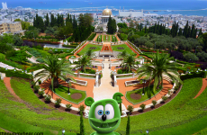 bahai gardens israel hebrew song language video gummy bear song i am a gummybear gummibar the gummy bear show gummybearintl youtube youtuber animated kids childrens cartoon original web series