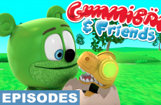 gummy bear show gummibar and friends im a gummy bear i am a gummybear international animated animation web series kids cartoon show full episodes