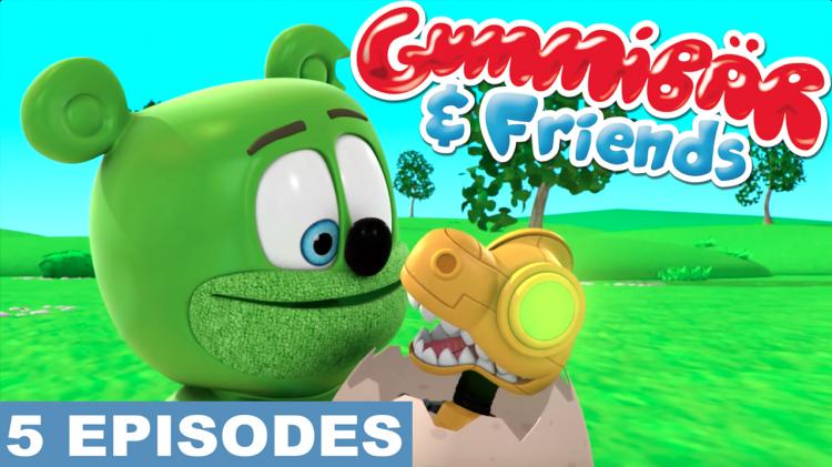 gummy bear show gummibar and friends im a gummy bear i am a gummybear international animated animation web series kids cartoon show full episodes
