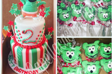 i am a gummy bear song ima gummybear international gummibar kids birthday party ideas cake cookies pops playlist