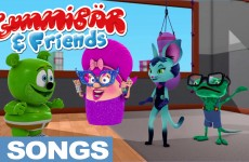 the gummy bear show gummibar and friends gummibär the gummy bear song i am a gummybear
