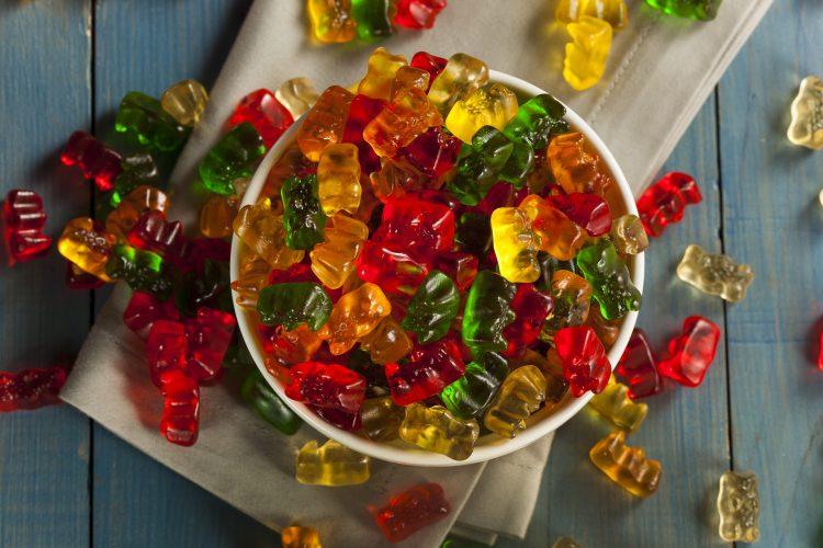gummy bear bratwurst