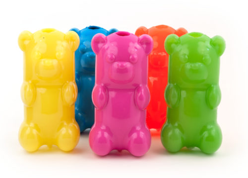 gummy bear dog puppy chew toy for dogs puppies cute doggo pupper doggos puppers i am a gummybear song gummibär gummibar animated animation youtube youtubers kids cartoon web series