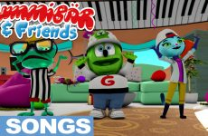 kids songs gummy bear show song cartoon kids show animated animation