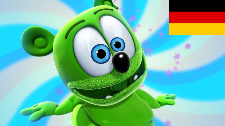 german nuki nuki hd gummibar i am a gummy bear song gummybear international youtube youtuber animated animation