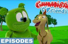 cute animals gummy bear show gummibar and friends episode compilation ima gummybear international youtube youtuber animated animation kids cartoon web series show
