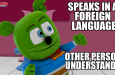 foreign language gummy bear song i am a gummybear international gummibar the gummy bear show gummibär and friends ima gummi bear animated animation kids cartoon childrens web show series