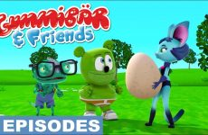 surprise egg surprise eggs gummy bear show i am a gummybear gummibar international kids show for children full episodes animated web series animation show